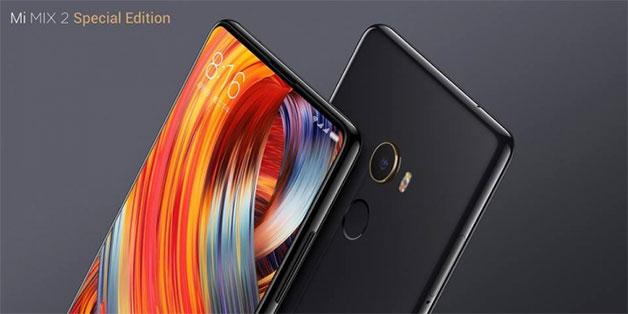 Thông số và cấu hình chính thức của Xiaomi Mi Mix 2