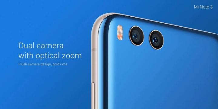 Thông số và cấu hình chính thức của Xiaomi Mi Note 3 - 204278