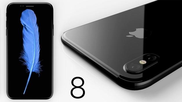 Xuất hiện đoạn video về chiếc iPhone 8 màu đỏ đậm