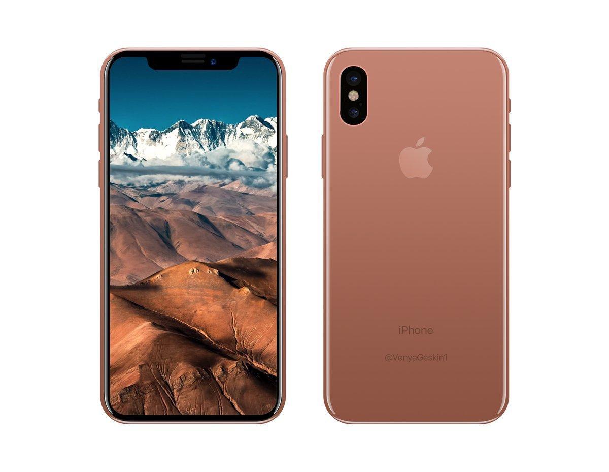 8 siêu tin đồn về iPhone 8, xếp hạng theo mức độ khả thi từ cao đến thấp - ảnh 2