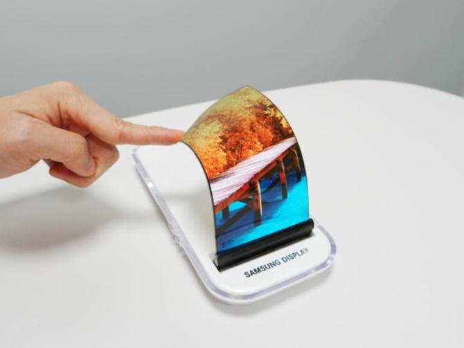 Sếp Samsung hi vọng sẽ có điện thoại gập lại được vào năm 2018 - ảnh 1