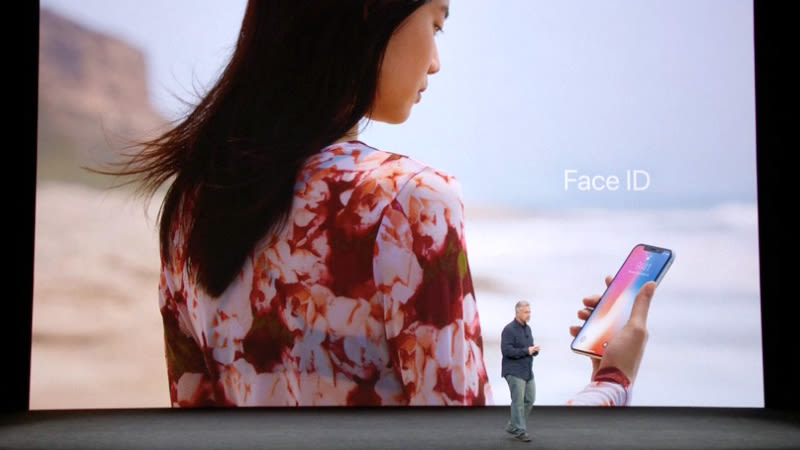 Face ID trên iPhone X hoạt động thế nào?