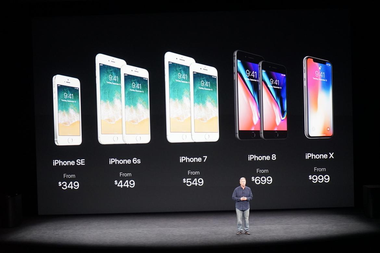 Thông số và cấu hình chính thức của iPhone X - ảnh 6