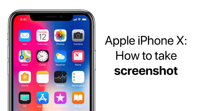 Làm sao để chụp ảnh màn hình trên iPhone X? - ảnh 1