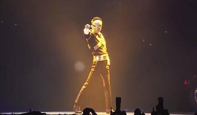 Ông trùm thương mại điện tử Trung Quốc nhảy điệu Michael Jackson đầy chất nghệ sỹ - ảnh 1