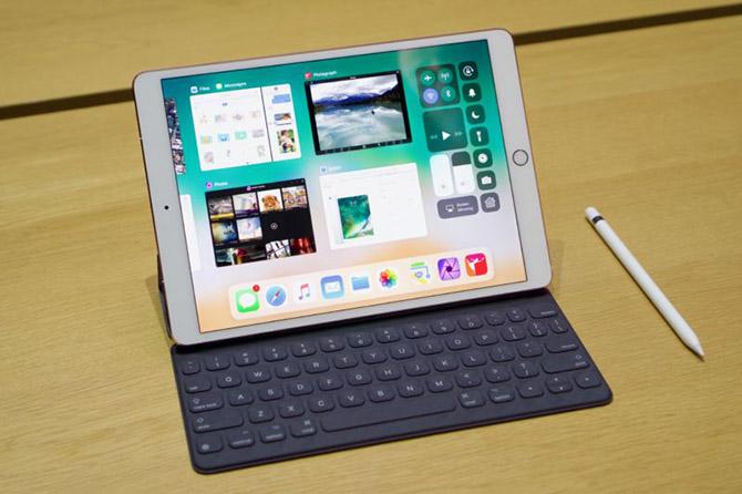 Apple âm thầm tăng giá iPad Pro sau khi iPhone X ra mắt - ảnh 1