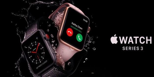 Apple Watch 3 LTE có thời lượng pin chỉ đủ để gọi điện... 1 giờ
