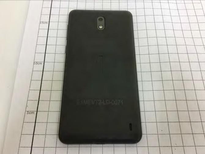 Nokia 2 rò rỉ với pin 4000 mAh