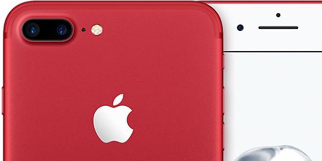 """iPhone 7 màu đỏ chính thức """"đi vào dĩ vãng"""""""