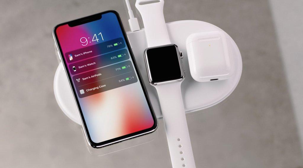 Sac không dây trên iPhone X, iPhone 8 có thể chậm hơn smartphone Samsung - ảnh 1