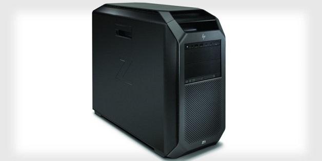 HP giới thiệu máy trạm Z8: có thể nâng cấp lên 3TB RAM và 48TB bộ nhớ trong