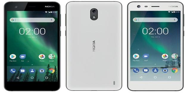 Lộ diện ảnh báo chí của Nokia 2, chuẩn bị ra mắt?