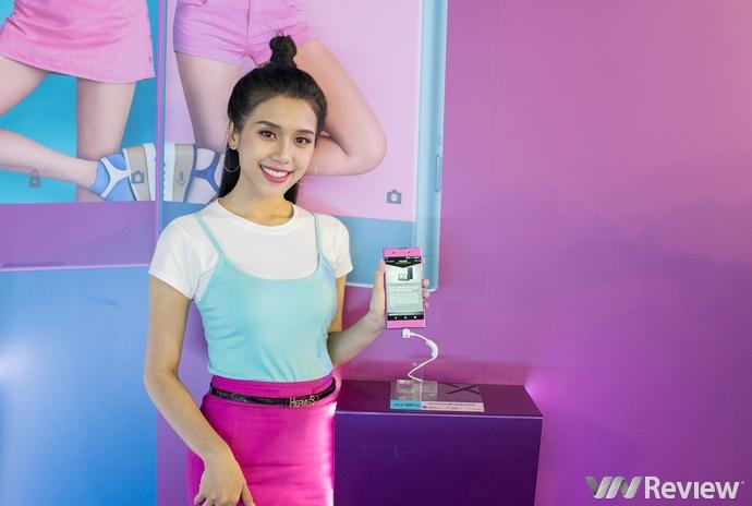 Sony Xperia XA1 Plus về Việt Nam giá 7,2 triệu đồng, có thêm màu hồng nữ tính