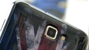 Samsung Galaxy Note có phiên bản Olympic
