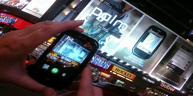iPhone X đã vay mượn gì từ Palm Pre?