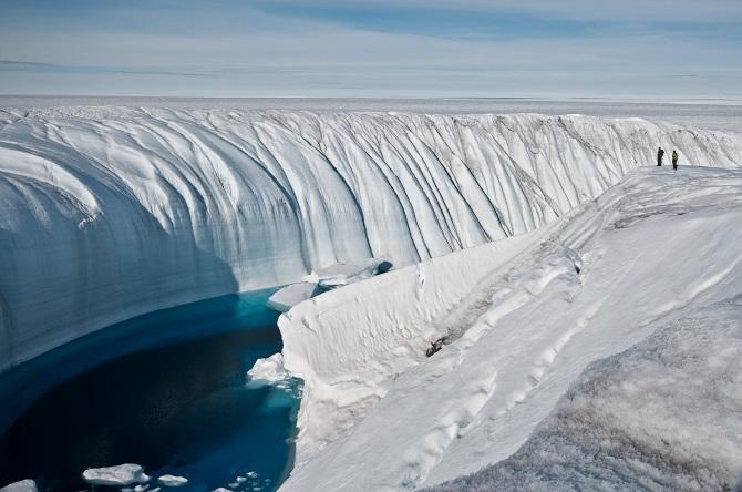Chùm ảnh: Những tác động kinh hoàng của biến đổi khí hậu tới Trái Đất