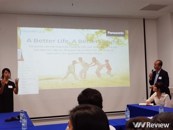 Panasonic giới thiệu giải pháp chuông cửa có hình cho một cuộc sống tốt đẹp hơn