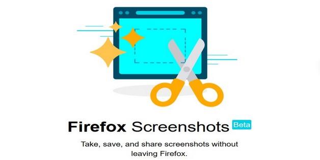 Trải nghiệm sớm tính năng Firefox Screenshots sắp phát hành