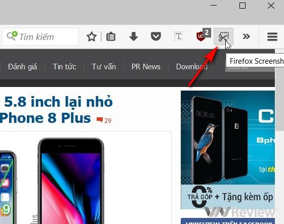 Trải nghiệm sớm tính năng Firefox Screenshots sắp phát hành - ảnh 5