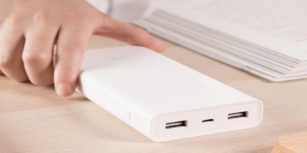 Xiaomi ra mắt pin sạc dự phòng Mi Power 2C: 20.000 mAh, sạc nhanh cả 2 chiều, giá 20 USD