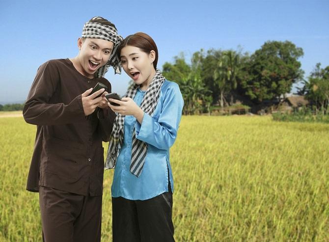 VinaPhone ra mắt Sim khuyến nông và tổng đài hỗ trợ người nông dân