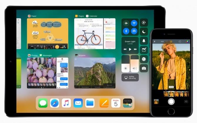 OS 11, watchOS 4 và tvOS 11 chính thức phát hành