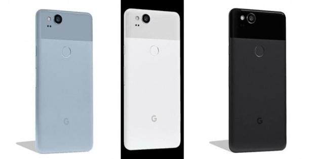 Đua theo iPhone X, Google Pixel 2 XL cũng lộ giá bán nghìn đô