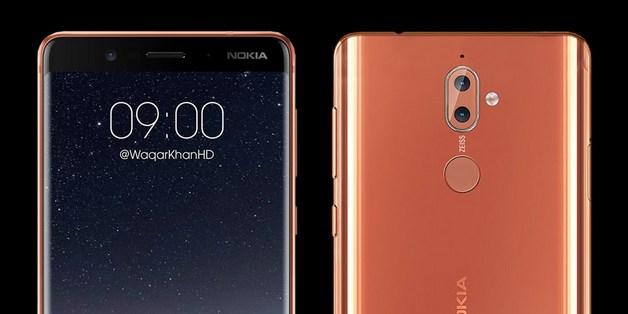 Lộ ảnh thiết kế Nokia 9, mặt sau giống Samsung Galaxy