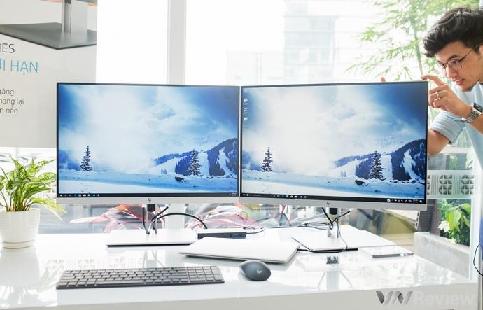 Loạt màn hình HP EliteDisplay mới dành cho giới văn phòng có giá từ 4 triệu đồng