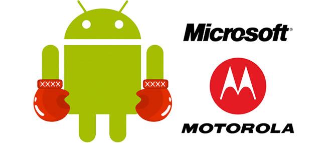 Hậu chiến bằng sáng chế với Microsoft, thiết bị Motorola Android bị cấm ở Mỹ