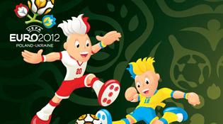 K+ phát sóng Euro 2012 trên kênh HD