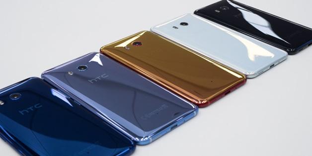 HTC U11 Plus sẽ trình làng với viền màn hình siêu mỏng?