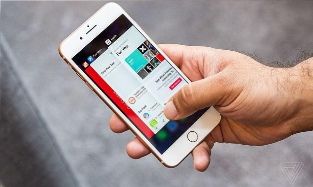 Tính năng đa nhiệm 3D Touch sẽ sớm quay trở lại ở bản cập nhật của iOS 11