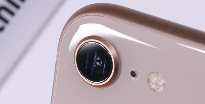 iPhone 8 khó bị xước và uốn cong, sửa chữa dễ dàng