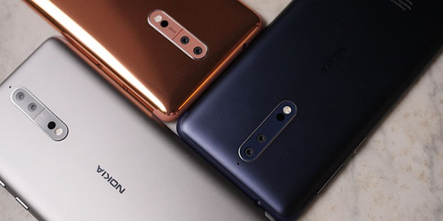 Nokia 8 sắp có bản nâng cấp mới: RAM và bộ nhớ trong cao hơn, giá cũng cao hơn