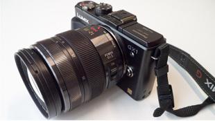 Panasonic tiết lộ ống kính ngàm X 12-35mm