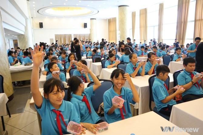 """Sony tổ chức ngày hội """"làm khoa học"""" cho học sinh Hà Nội"""