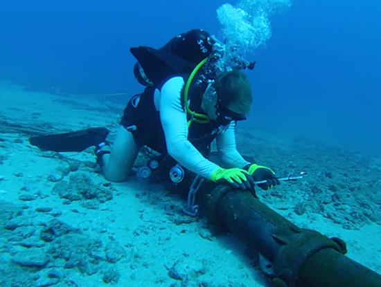 Cáp quang biển AAG sẽ được sửa xong vào cuối tháng 9/2017