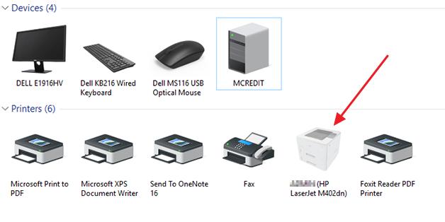 Cách sửa lỗi offline của máy in trên Windows 10