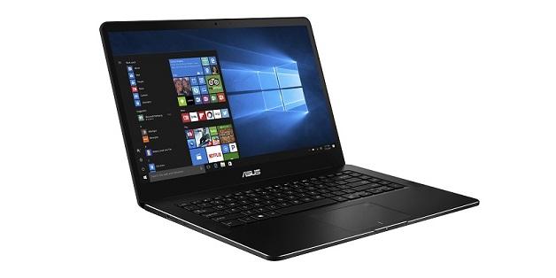 Asus tung ra Zenbook Pro mới: mỏng nhẹ và mạnh mẽ hơn