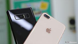 Kết quả đọ camera xóa phông giấu mặt: iPhone 8 Plus, Note 8 và Canon M6