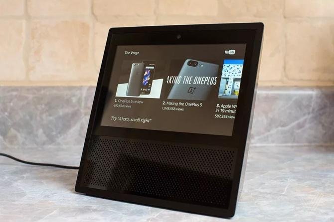 Google ngắt kết nối YouTube với Amazon Echo Show