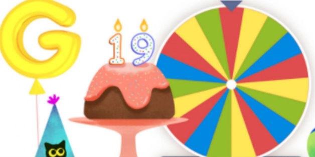 Google kỷ niệm sinh nhật 19 tuổi: Những trò chơi Doodle hay nhất và cách chơi