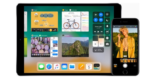 Apple phát hành iOS 11.0.1
