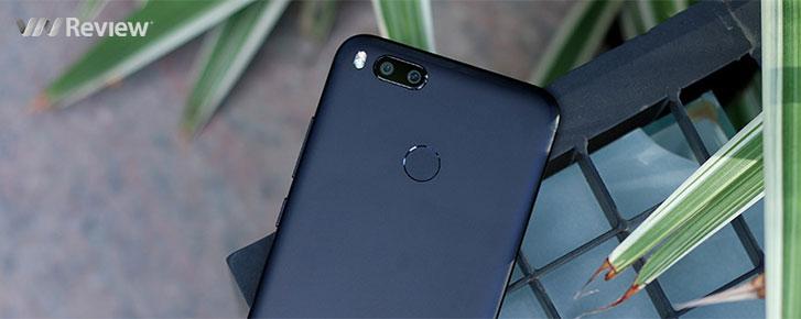 Đánh giá Xiaomi Mi A1: lựa chọn sáng sủa ở phân khúc tầm trung