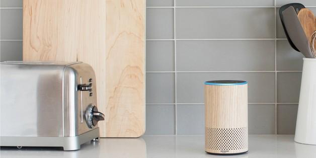 Amazon Echo 2 ra mắt: Nhỏ gọn hơn, âm thanh Dolby Atmos, giá rẻ hơn