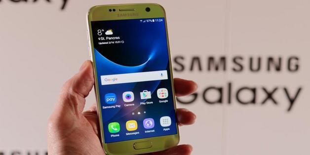 Samsung Galaxy S7/S7 edge sẽ được cập nhật giao diện giống Note 8