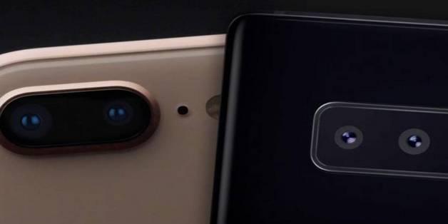 Đọ khả năng chống rung quay video giữa iPhone 8 Plus và Galaxy Note 8