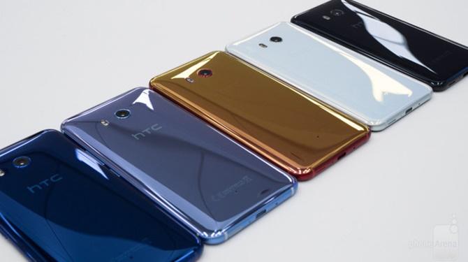 HTC U11 Plus sẽ có mặt trong Quý 4/2017
