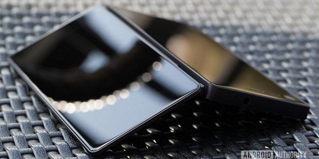 ZTE có thể giới thiệu một chiếc điện thoại có 2 màn hình gập vào tháng 10